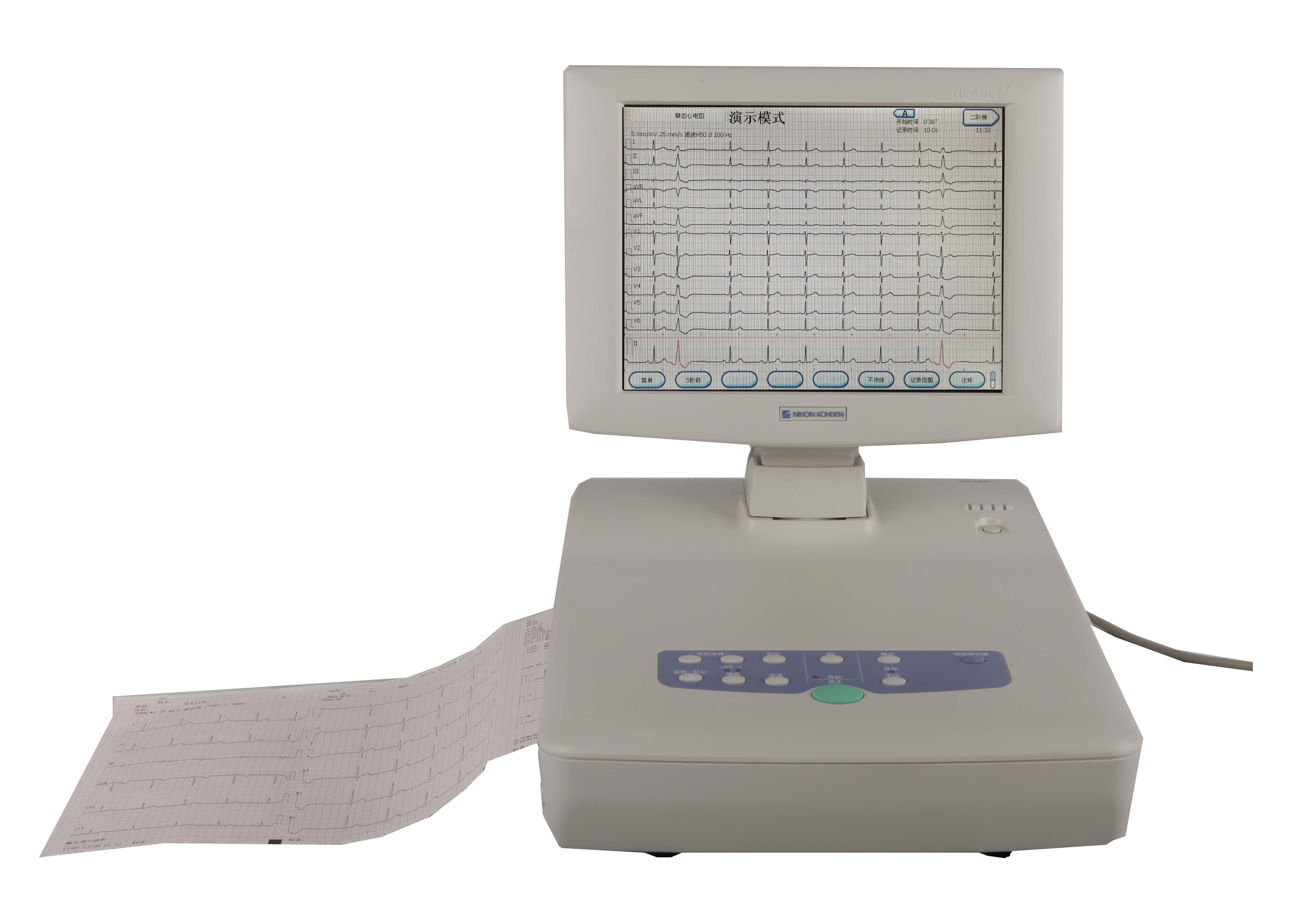 心电图仪 ECG-1550P