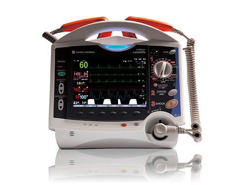 便携式心脏除颤器TEC-8300系列