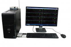 Wireless Telemetry Central Monitoring System
